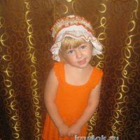 Сарафан для девочки — работа Татьяны