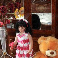 Детское платье «Чудо» — работа Ирины