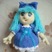 Кукла — Мальвина