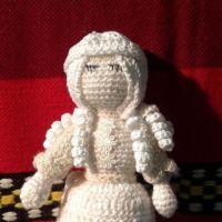 Ангел крючком — работа Ирины Павловой