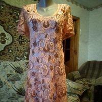 Платье в технике ирландского кружева — работа Павленко Елены