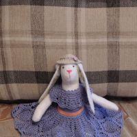 Платье для Тильды — работа Елены