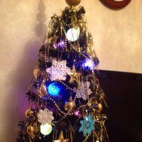 Новогодние работы Татьяны