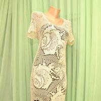 Платье «розы» — работа Ефимии Андреевских