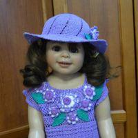 Платья для девочки — работы Ольги