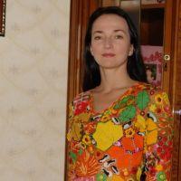 Кофточка Осень — работа Елены Николаевны
