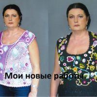 Работы Елены Анохиной