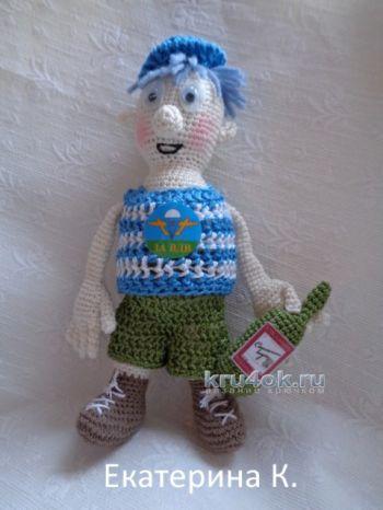 Вязаные крючком игрушки – работы Екатерина. Вязание крючком.