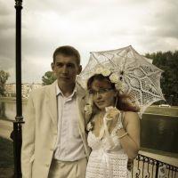 Свадебный наряд — работа Татьяны Сакадиной
