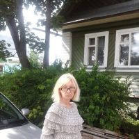 Вязаная блуза Цветочная соната — работа Нины