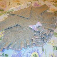 Пальто для девочки - работа Натальи Трусовой