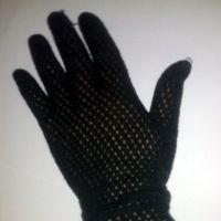 Перчатки крючком. МК от Галины