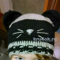 Детские шапочки. Работы Анны Назаренко
