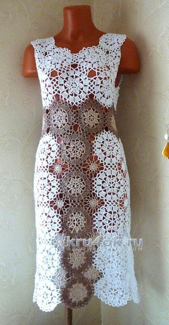 Авторское платье Милена. Работа Олеси Петровой