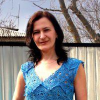 Платье Весеннее настроение. Работа Inna Aliyeva