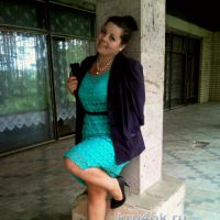 Платье от Эльвиры Вязаловой
