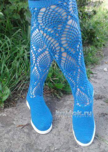 Туфли для девочки схемы