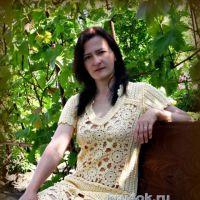 Платье Золотые пески. Работа Inna Aliyeva