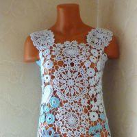 Платье Лаурита. Работа Олеси Петровой