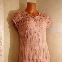 Платье по мотивам работы Ванессы Монторо
