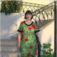 Платье крючком Сон в летнюю ночь. Работа Светланы Шевченко