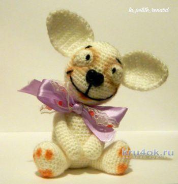 Чишечка - улыбашка крючком от Александры Лисициной
