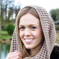 Вяжем крючком шарфы — снуды, новинки и красивые схемы вязания