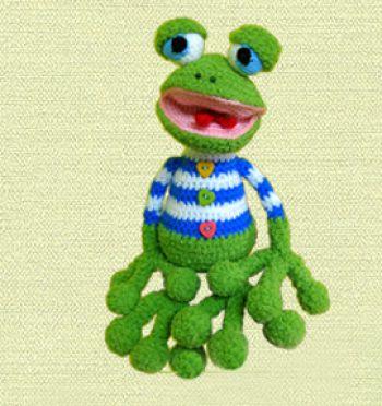 МК Лого лягушка от галка мороз - Мастер-классы 57