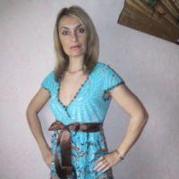 Мастер-класс по изготовлению платья «Камыши» (крейзи-вул)