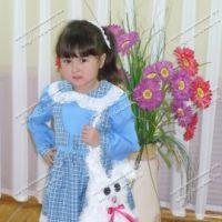 Сумка для девочки «Белый кролик»
