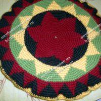 Растаманская кепка